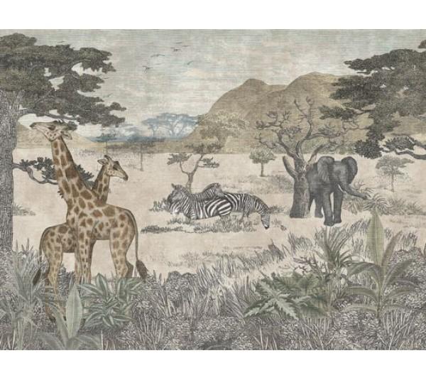 обои Borastapeter Wild Animals 1194