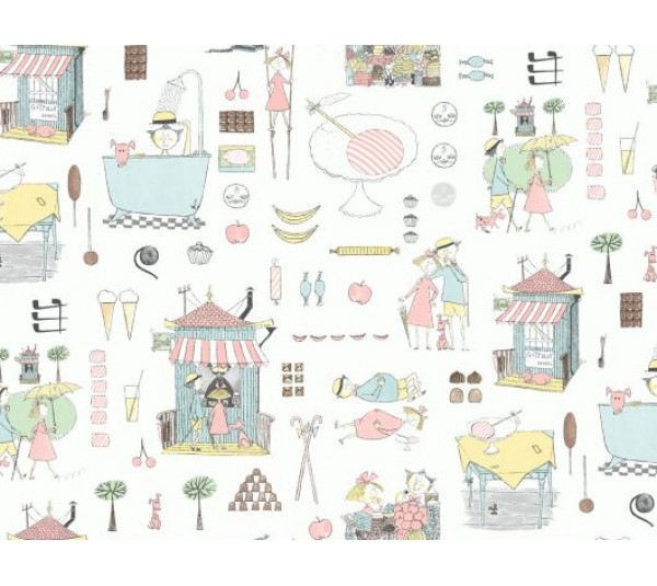 обои Boras Tapeter Scandinavian Designers Mini 6243