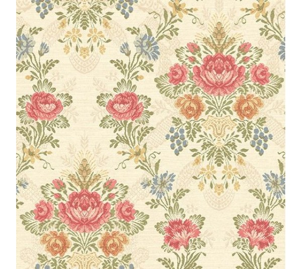 обои Wallquest French Tapestry  TS70301