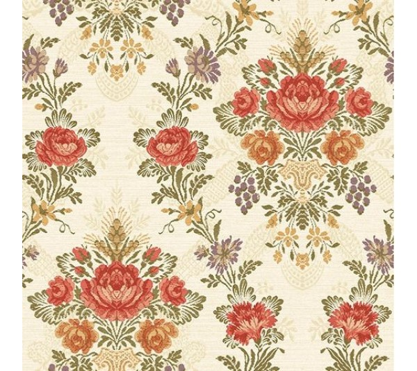 обои Wallquest French Tapestry  TS70310