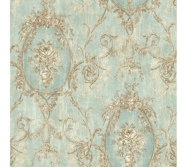 обои Wallquest Vintage Textiles  ba60802