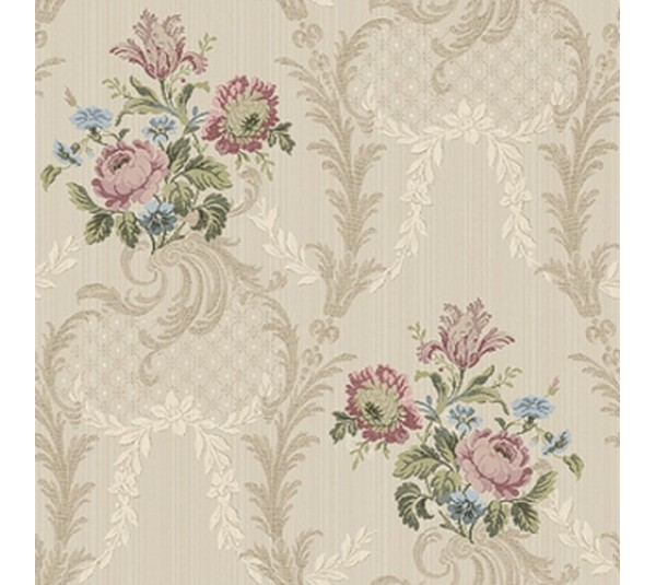 обои Wallquest Vintage Textiles  ba60300
