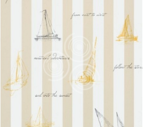 обои Wallquest Coordonne Stars and stripes  2800012