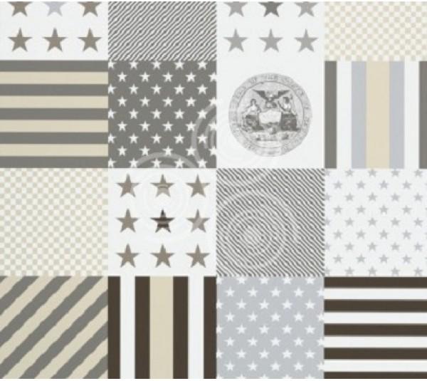 обои Wallquest Coordonne Stars and stripes  2800071