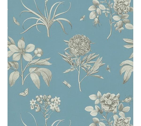 обои Sanderson Parchment Flowers DPFWER103