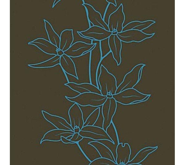 обои Casamance London orchideebleu