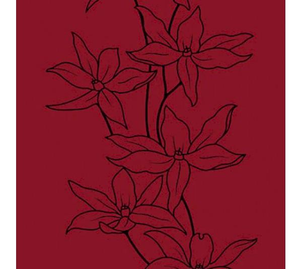 обои Casamance London orchideerouge