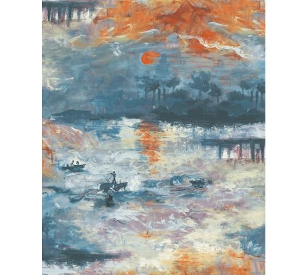 обои KT-Exclusive French Impressionist FI70002