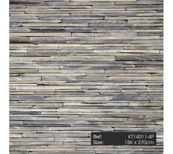 обои KT-Exclusive Just Concrete and Just Wood KT14011