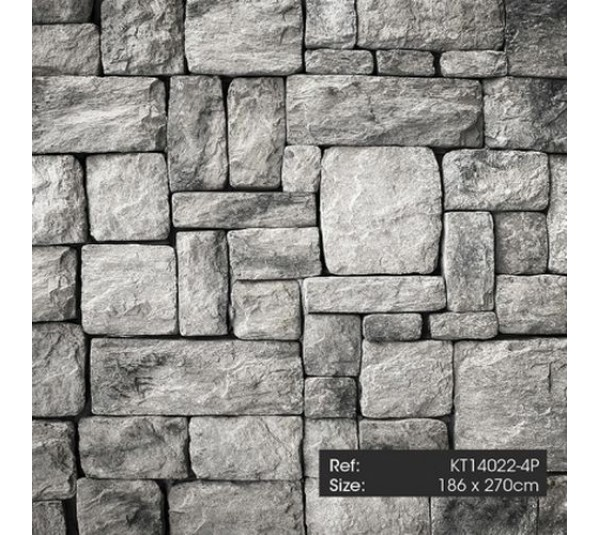 обои KT-Exclusive Just Concrete and Just Wood KT14022