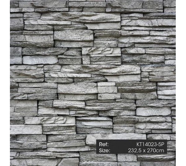 обои KT-Exclusive Just Concrete and Just Wood KT14023