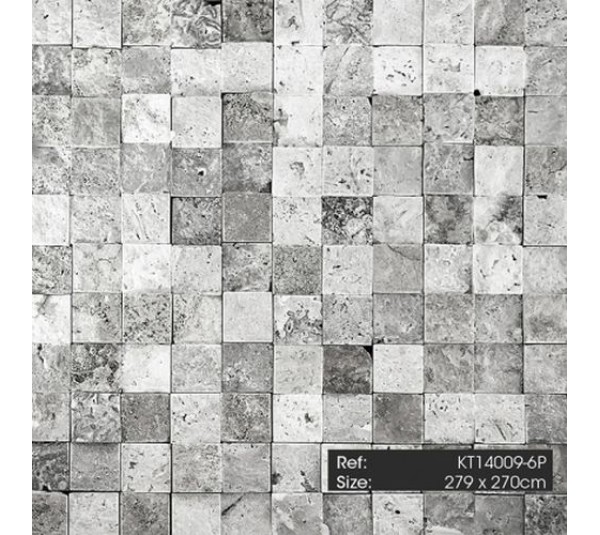 обои KT-Exclusive Just Concrete and Just Wood KT14009