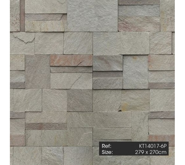 обои KT-Exclusive Just Concrete and Just Wood KT14017