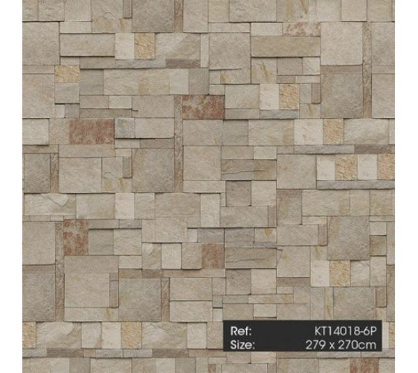 обои KT-Exclusive Just Concrete and Just Wood KT14018