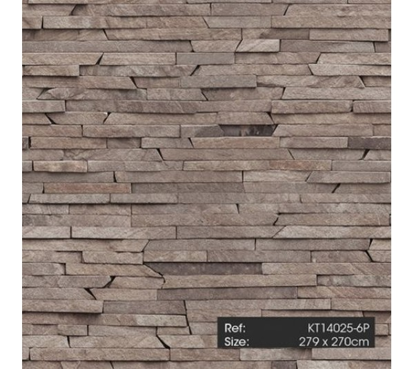 обои KT-Exclusive Just Concrete and Just Wood KT14025