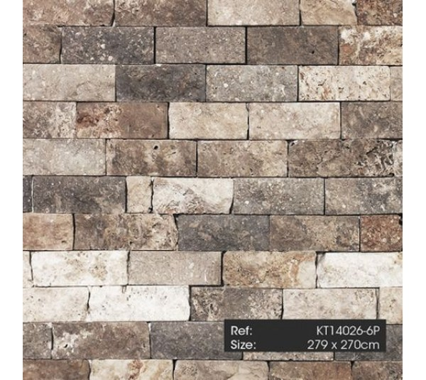 обои KT-Exclusive Just Concrete and Just Wood KT14026