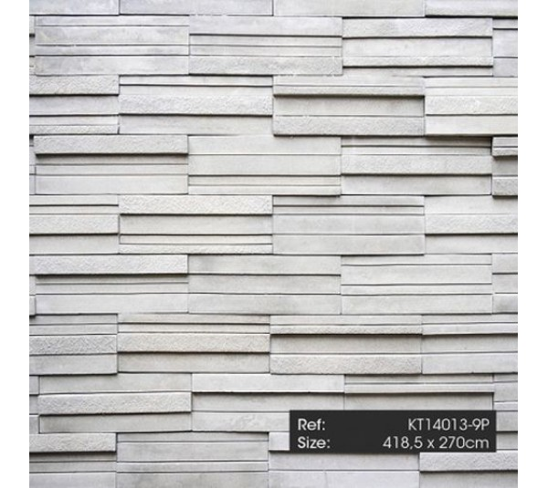 обои KT-Exclusive Just Concrete and Just Wood KT14013