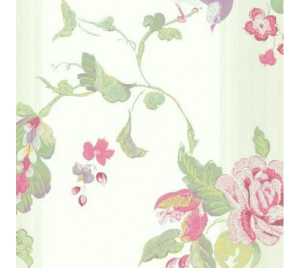обои Wallquest Watercolor Florals  MF20001