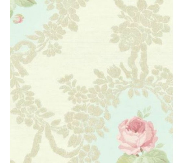 обои Wallquest Watercolor Florals  MF20202