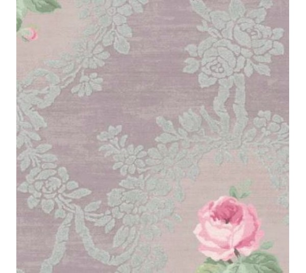 обои Wallquest Watercolor Florals  MF20209